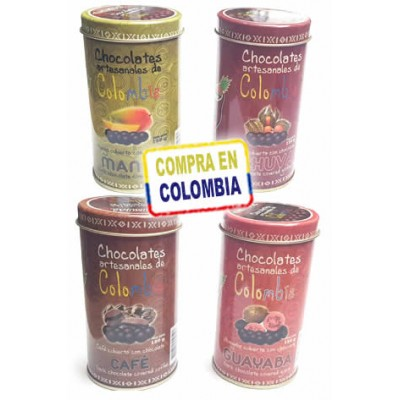 CHOCOLATES ARTESANALES 180GR